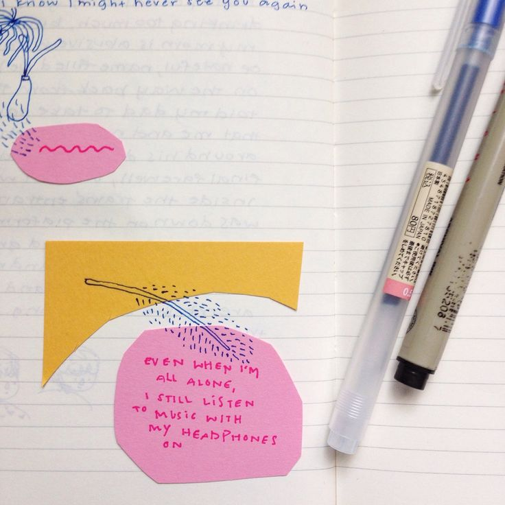 214 best A R T J O U R N A L images on Pinterest Journal ideas - colored writing paper