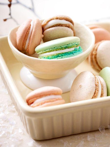 Luftig-leichte Macarons selber machen - so geht's Schritt für Schritt