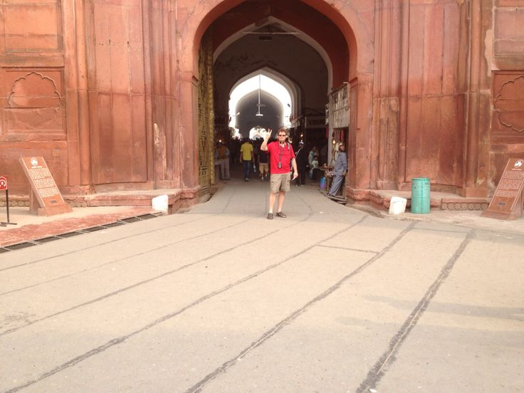 My second visit to the Red Fort in Old Delhi, India.  http://www.InnerOuterYou.com