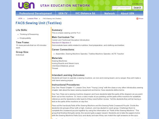 11 Best Clothing Textile Unit Study Images On Pinterest Teaching Supplies Unit Studies And