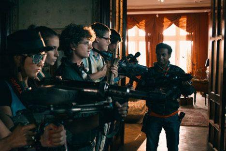 scene uit de film De wraak van Arghus