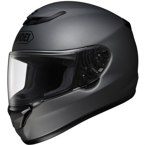 Full Motorcycle Helmet >> Shoei Qwest Matte Deep Grey Helmet - Motorcycles508 | Street Helmets | Pinterest | Helmets and Cars