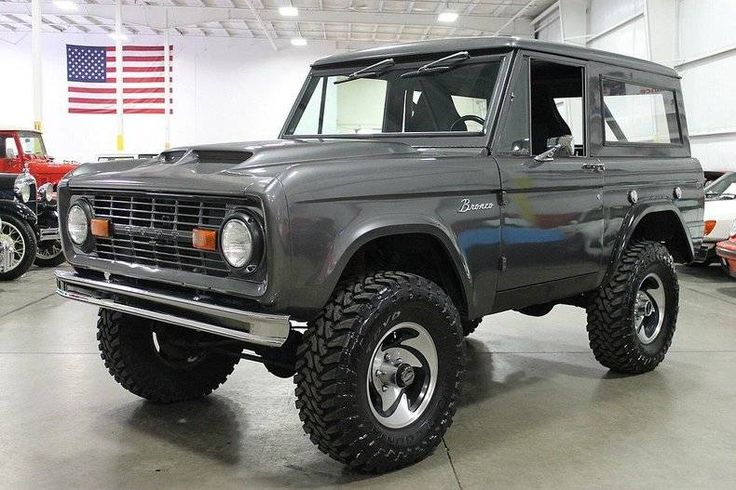 1340 Best 60's & 70's Ford Broncos Images On Pinterest