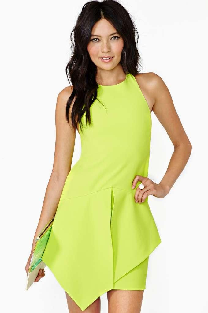 Finders Keepers Wait For Me Dress