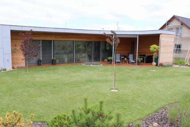 Dům co zaujme, uspokojí potřeby investora a představy projektanta (foto: HELUZ)