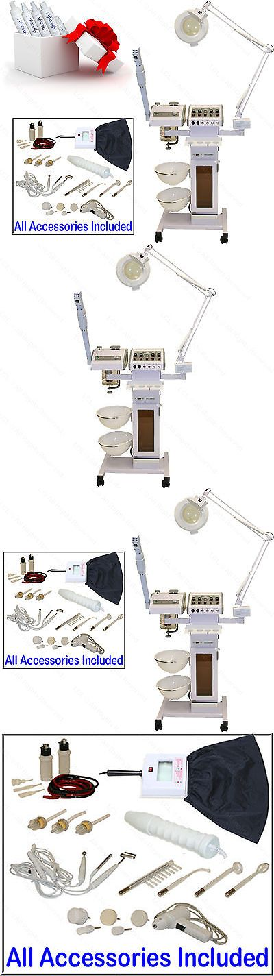 Professional Facial Machines: 11 In 1 Facial Machine Ozone Steamer Towel Warmer Cabinet Beauty Salon Equipment -> BUY IT NOW ONLY: $649.88 on eBay!