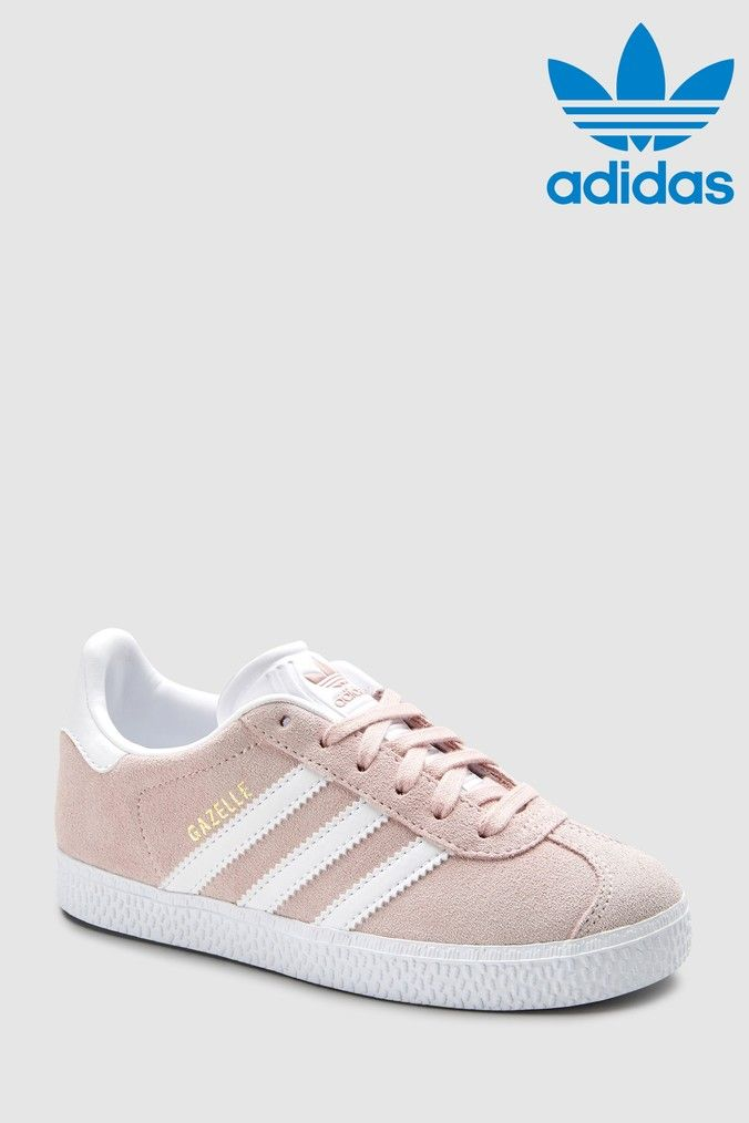 Buy adidas Originals Pale Pink Gazelle