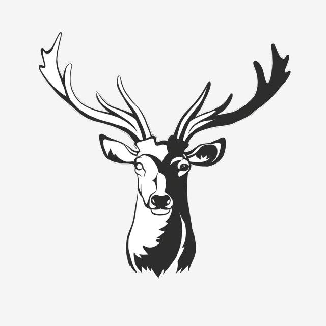 Deer Animal Antler Illustration Graphics Logo Animal Clipart Deer Animal Png Transparent Clipart Image And Psd File For Free Download Antler Illustration Animal Clipart Illustration