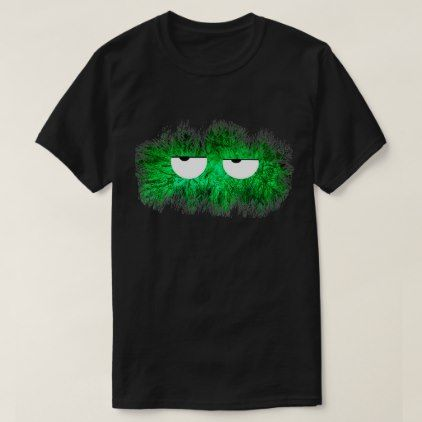 funny cool cartoon green monster eyes T-Shirt - cool gift idea unique present special diy