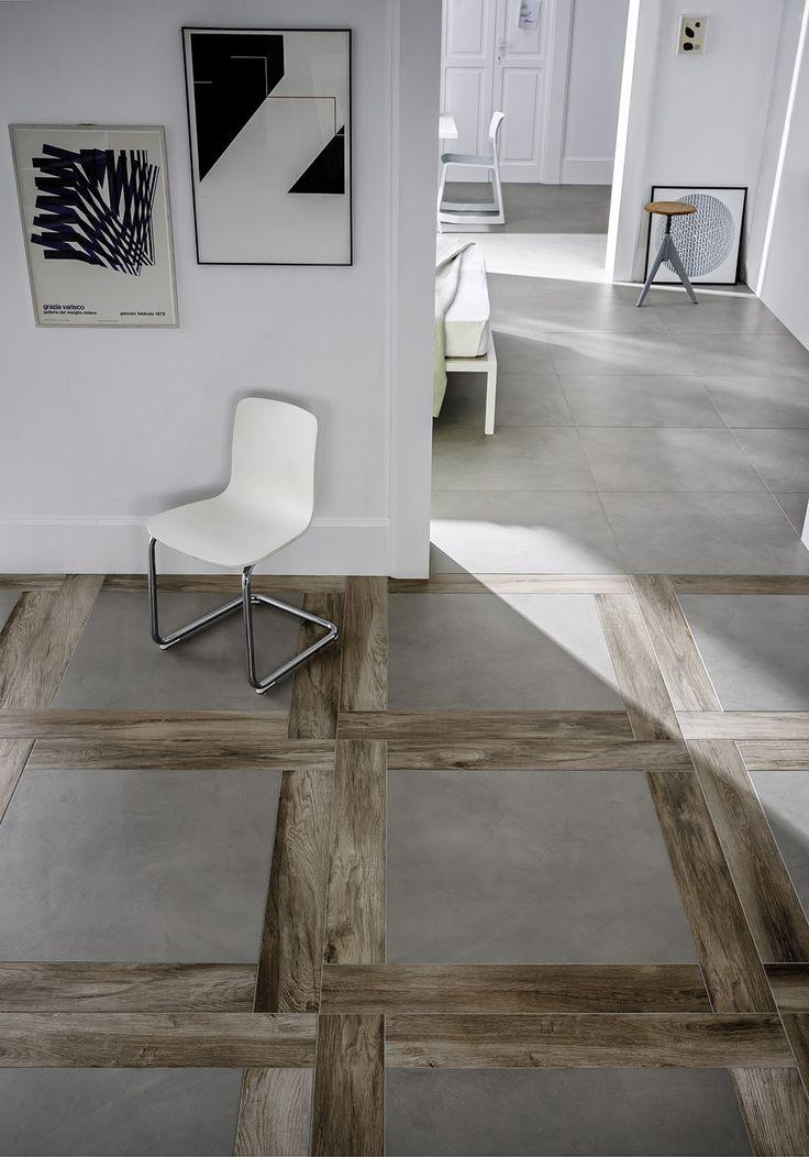4BildCasa: Un pavimento in gres che si ispira alla resina