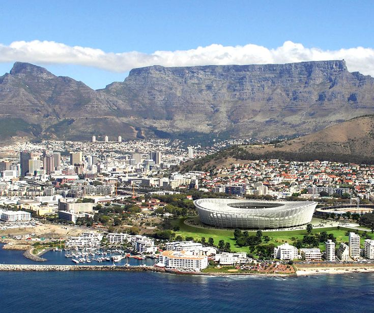 Cape Town, South Africa- hopefully spending some time here soon!