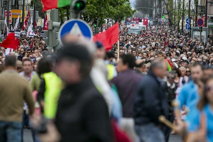 CGTP marca protesto para 25 de maio