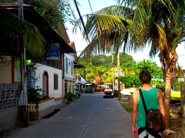 UTILA, Honduras   living the island life