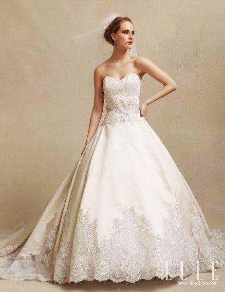 46 best Wedding dresses images on Pinterest | Wedding frocks ...