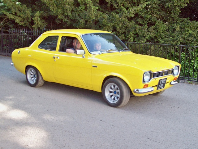 54 Ford Escort Mk1... before my dino came along!