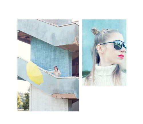 Project: Resorthair: Kateřina Muratovástyling/MUA: Alice Reindlováphoto: Valentýna Janůmodel: Markéta Hamaďákováhttp://projecttraining.tumblr.com  #fashion #editorial #photoshooting #vintage #look #hair #hairstyling #styling #MUA #retro #70s