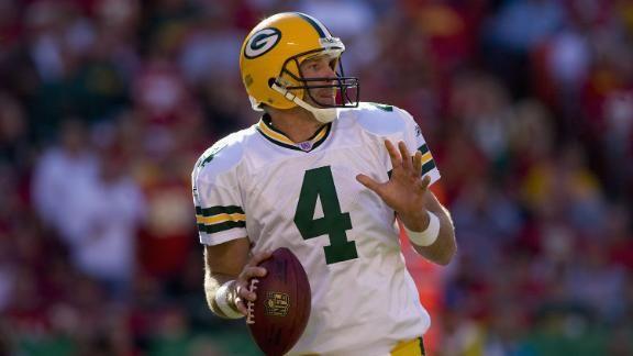 Packers to honor Brett Favre - ABC News