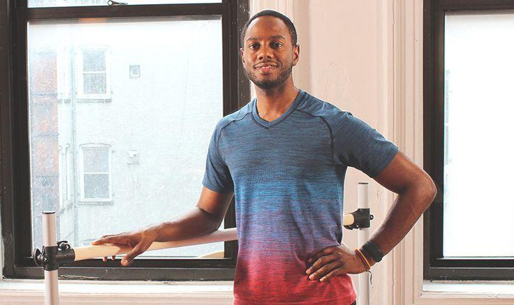 Jason Williams Shares 5 Barre Exercises - mindbodygreen.com