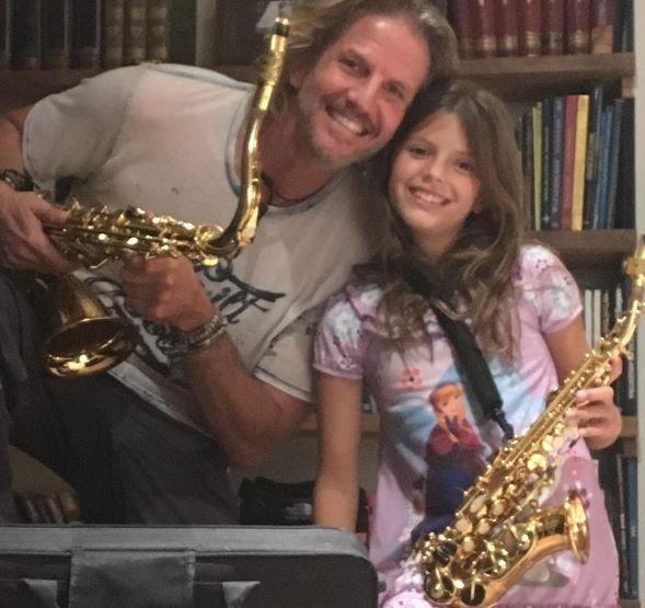 INDIA, LA HEREDERA MUSICAL DE PAPÁ FACUNDO ARANA