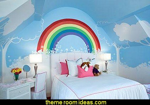 best 25 rainbow bedroom ideas on pinterest rainbow room 15148 | aee2dd15148c53c4f3253935f3332088 kids room murals nursery murals