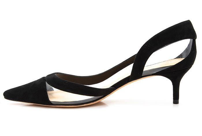 15 Best Kitten Heels 2020 For When You Want To Feel Comfy Yet Classy Too Kitten Heels Outfit Kitten Heel Sandals Heels