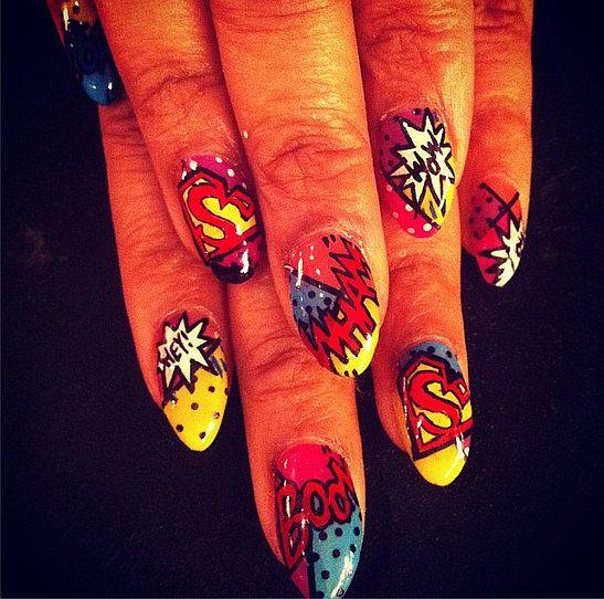 Nail Art Latest News, Photos and Videos | POPSUGAR Beauty