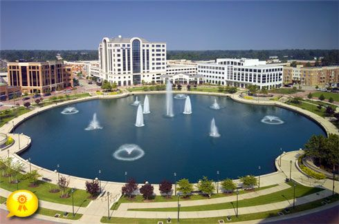 City Of Newport News Va | City Center at Oyster Point Newport News, Virginia - HL Development ...