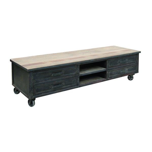 Mueble de television industrial