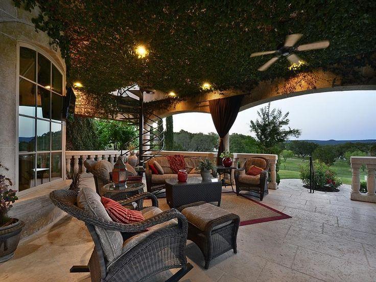 Best Dream Board Images On Pinterest Luxury Homes Dream - Patio homes austin tx