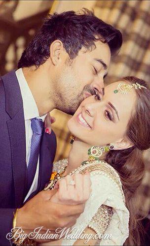 Rannvijay Singh with the lucky girl!