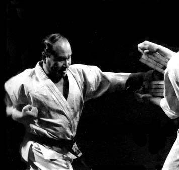 Kyokushin Maître Mas Oyama