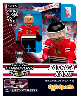 Blackhawks Patrick Kane Figure