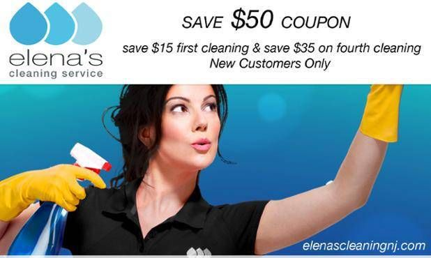 Coupon Hoboken Edgewater Fortl ee Jersey City Residential and commercial Cleaning