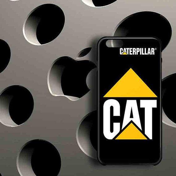 new Carterpilar iphone 4/4s 5/5s 6 hardcase  logo by abayuda99