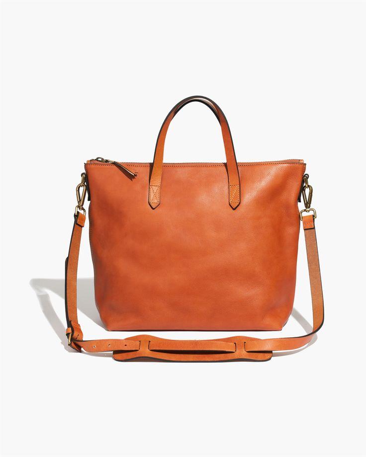 madewell transport satchel.