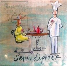 Frans Groenewald  Serendipitea  Alice Art Gallery