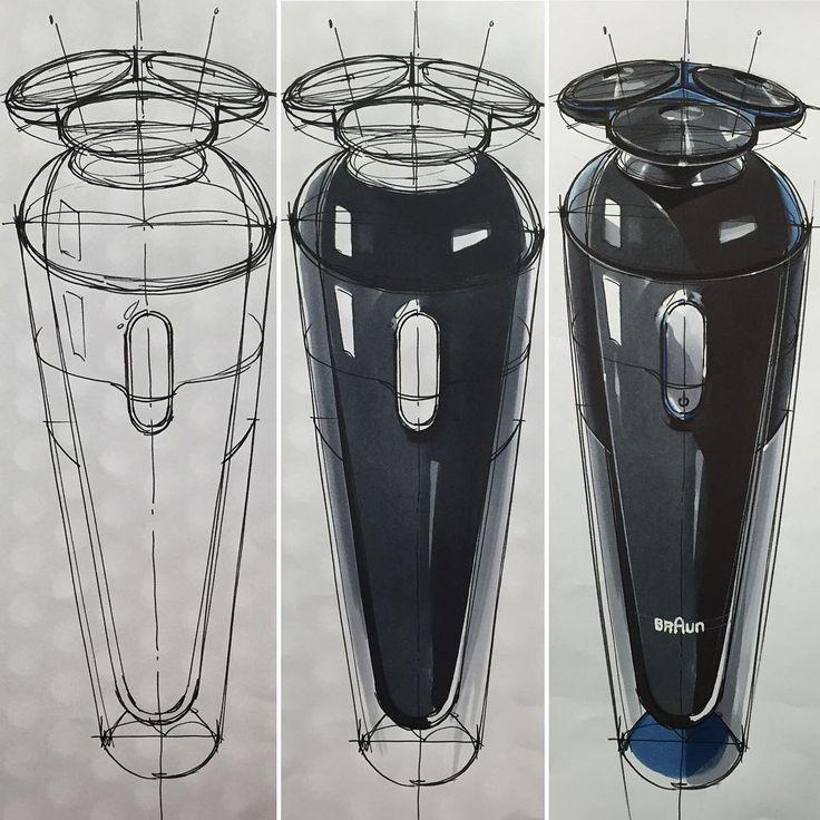 전기면도기(Electric Razor) Sketch & Design www.skeren.co.kr #sangwonseok #skeren #ideasketch #marker #markersketch #productdesign #productsketch #productideasketch #electricrazor #electricrazorsketch #sketchprocess #제품스케치 #제품렌더링 #전기면도기스케치 #아이디어스케치 #스케치프로세스