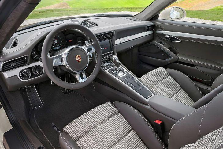 Porsche 911 50 Jahre