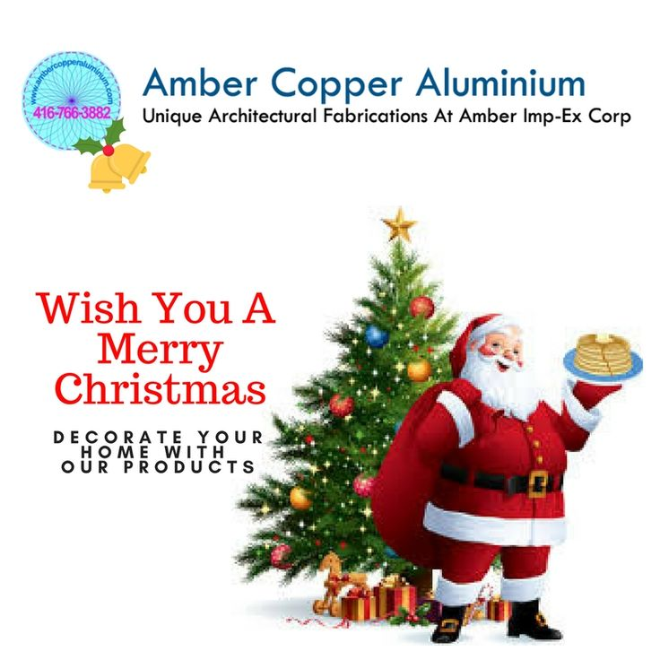This Christmas gives your home or shop a new look with our Coppersmiths, Copper Doors,  Folding Doors, Aluminium Composite Panel, Eavestroughing, Railing and  Gates in Toronto