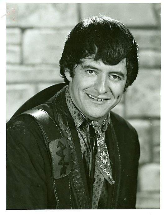 Henry Darrow he is Manolito Montoya in The High Chaparral TV show he is my favorite actor in that show!!