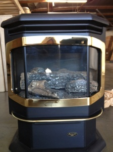 Avalon Quot Cedar Quot Gas Stove Display Model Clearance 700
