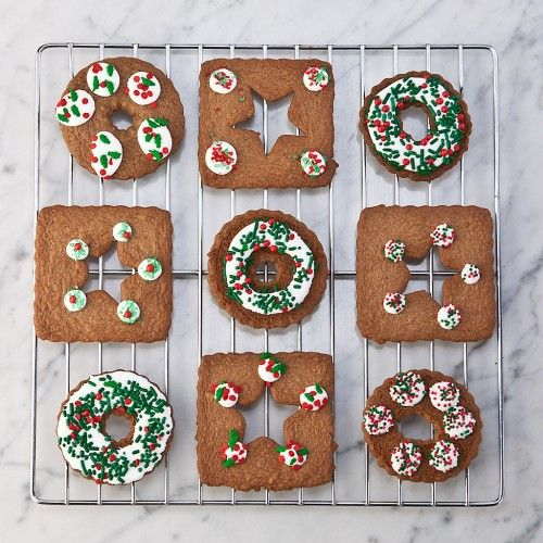 Spectacular Speculaas Spice Cookies, Gluten Free