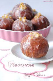 Ciastoteka.: Pierwsze pączki za płoty!