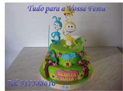 Tudo para a Vossa Festa!!!!: Uki Cake!