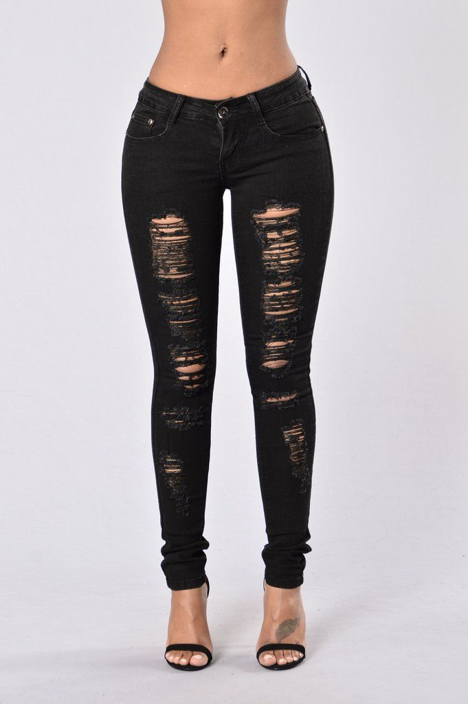 Suicide Squad Jeans - Black $19.99