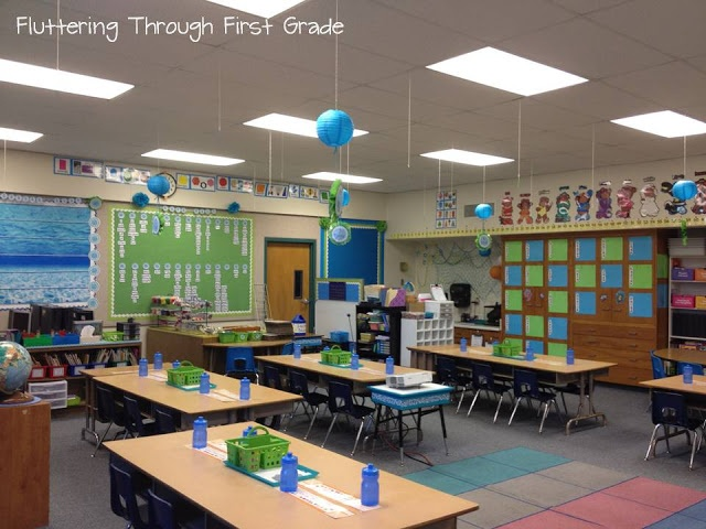 Ultimate Classroom Design : Best blue green yellow images on pinterest