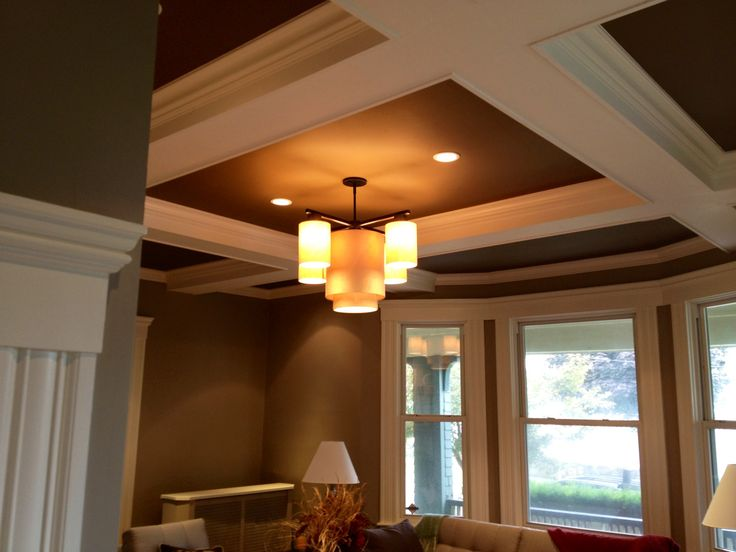 1000 images about coffered ceilings on pinterest for Foam coffered ceiling