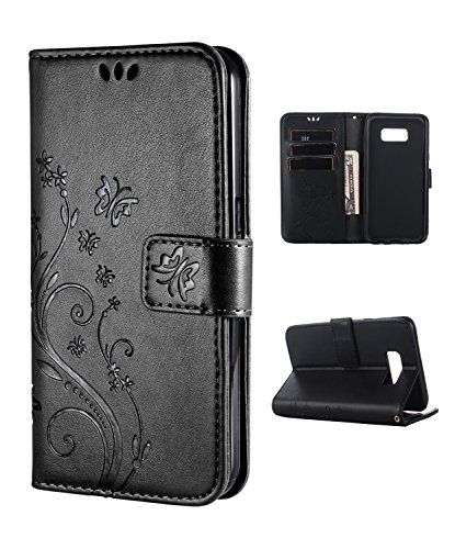 Samsung S8 Case,Galaxy S8 Wallet Case, FLYEE Flip Case Wallet Leather [kickstand] Emboss Butterfly Flower Folio Magnetic Protective Cover with Card Slots for Samsung Galaxy S8 Black  http://topcellulardeals.com/product/samsung-s8-casegalaxy-s8-wallet-case-flyee-flip-case-wallet-leather-kickstand-emboss-butterfly-flower-folio-magnetic-protective-cover-with-card-slot/?attribute_pa_color=samsung-galaxy-s8-flower-black  Samsung Galazy s8 case,Made of high quality with the premium