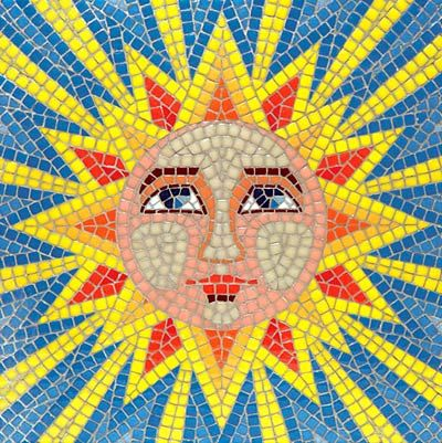 I need to write a 1 page essay on mosaics?