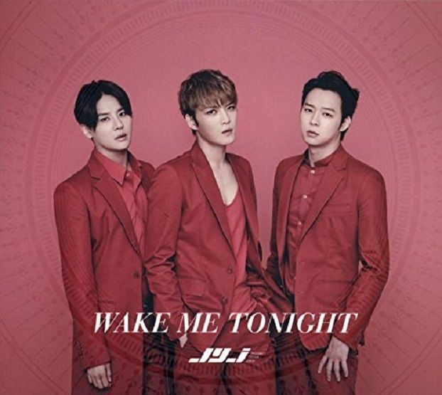 F/S NEW JYJ WAKE ME TONIGHT CD by C-JES Entertainment Import From Japan 0215 #CJESEntertainm